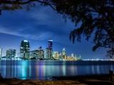 Miami Skyline Photography by Steven Hodel