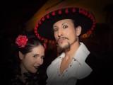 Flamenco Dancers Miami Artopia Event by Photographer Steven Hodel