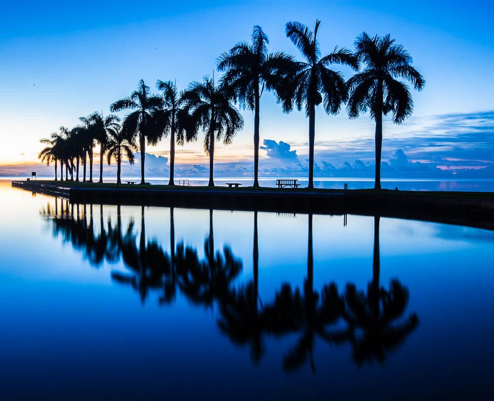 Steven Hodel Photography - Sunrise at Deering Estate Miami