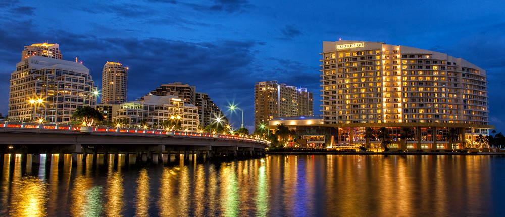Steven Hodel Photography -The Bridge to Downtown Miami