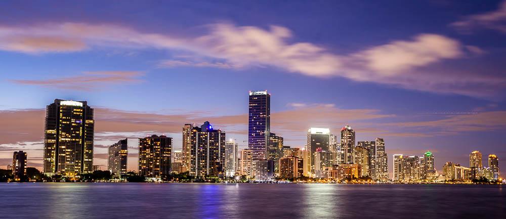 Steven Hodel Photography - The Miami Skyline
