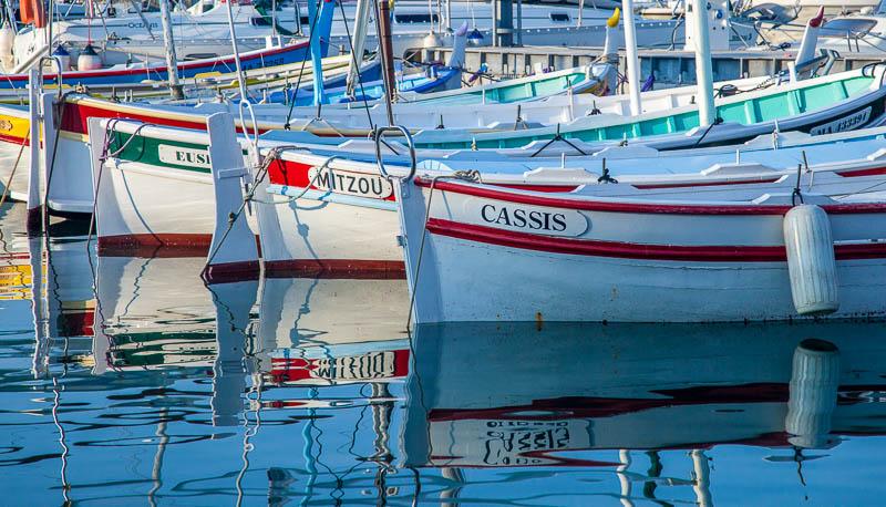 Steven Hodel Photography - Boats of Provence