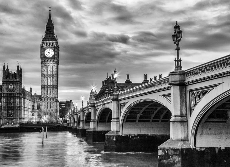 Steven Hodel Photography - Good Evening Big Ben