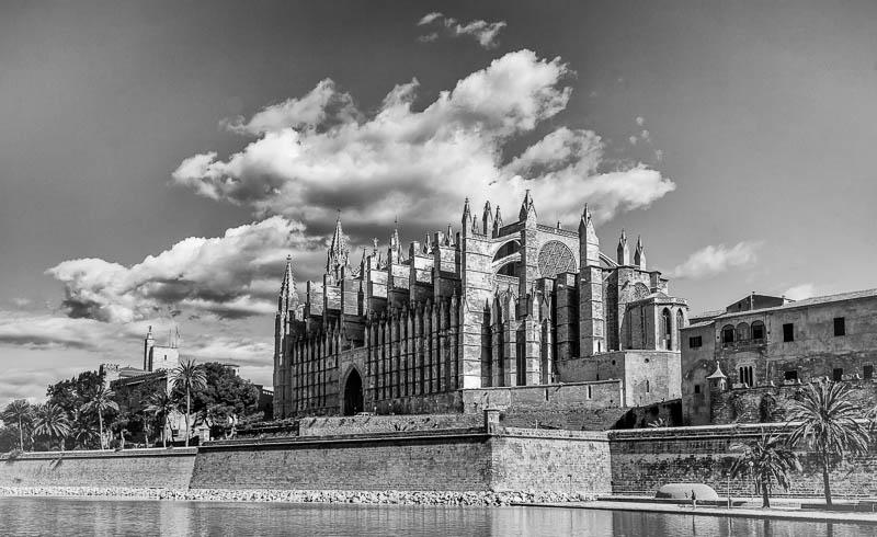 Steven Hodel Photography - Palace of Mallorca