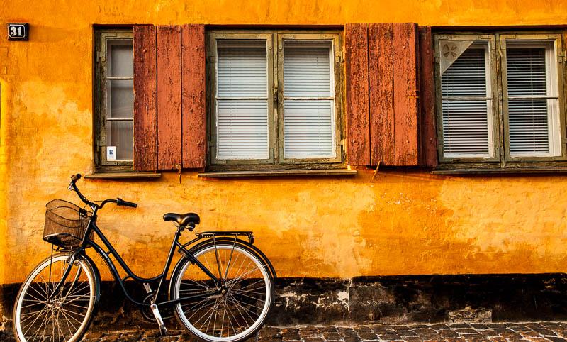 Steven Hodel Photography - Bike at Rest